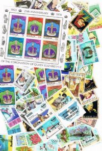 100 different Barbuda packet
